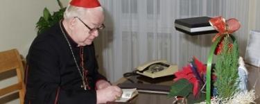 95 urodziny kardynała Henryka Gulbinowicza